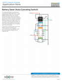 Delayed Control Activation (Battery Saver)